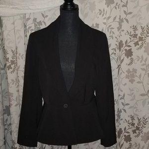 NEW YORK & COMPANY Black Blazer Size 12
